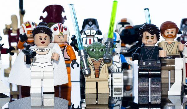 Lego StarWars: Personajes