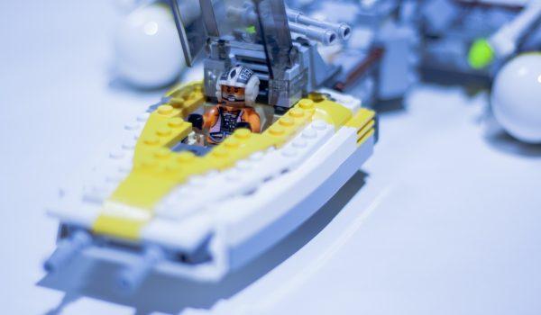 Lego StarWars: Nave